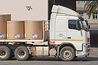 Delivery truck [photo]