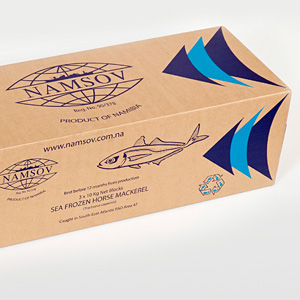 Corrugated packaging product – Namsov [photo]